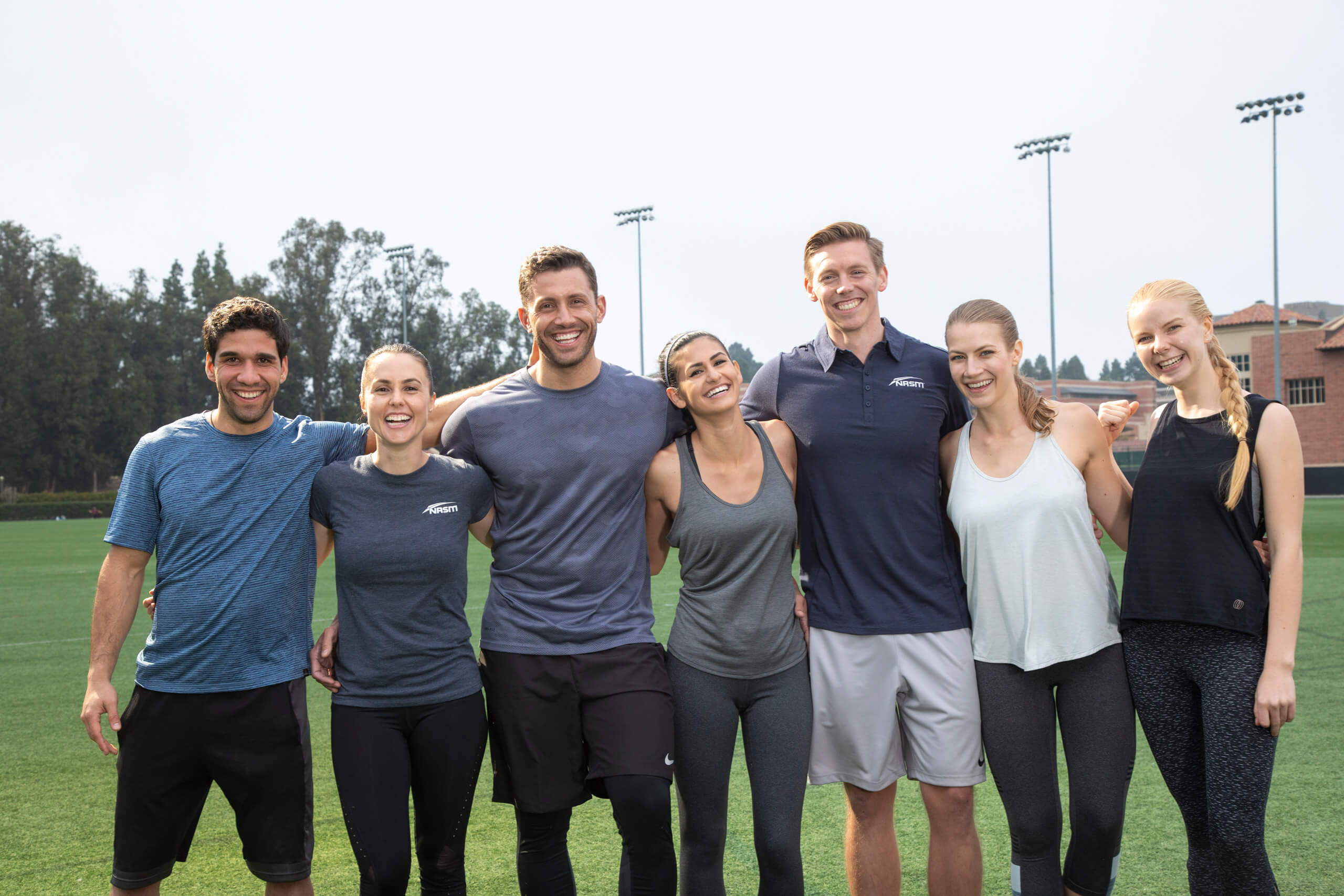 NASM Personal Trainers